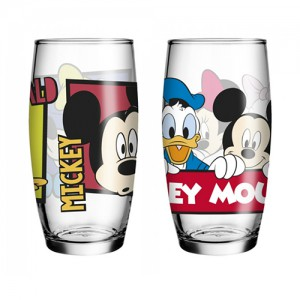 2 Copos Oca Disney Mickey'n Friends 430ml - Nadir Figueiredo