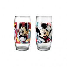 2 Copos Oca Disney Turma Do Mickey 430ml - Nadir Figueiredo