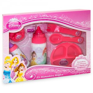 Conjunto Mamadeira Mágica - Princesas Disney - Toyng