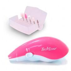 Kit Manicure Elétrico - Techline