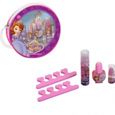 Bolsa Maquiagem Infantil Princesa Sofia - Beauty Brinq