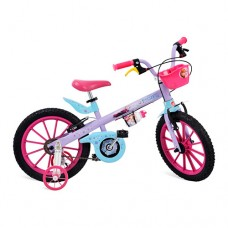 Bicicleta Aro 16 Frozen Disney - Brinquedos Bandeirante