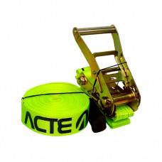 Slackline 10mts Verde - Acte Sports