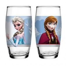 2 Copos de Vidro Frozen 430ml - Nadir