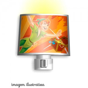 Iluminador Noturno Peter Pan - Gedex