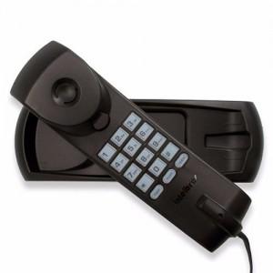 Telefone com Fio Gondola Preto - Intelbras
