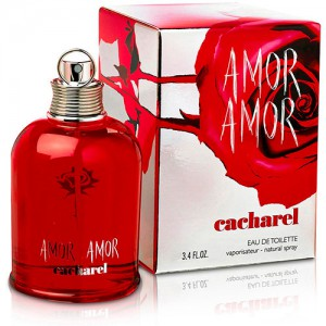 Perfume Feminino Amor Amor EDT 100ml - Cacharel