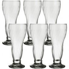 6 Taças para Milkshake 350ml - Cisper