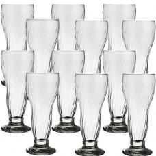 12 Taças para Milkshake 350ml - Cisper
