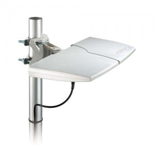 Antena Interna ou Externa Amplificada para TV Digital 22dB - Philips