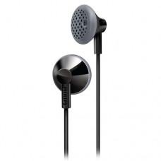 Fone de Ouvido Intra-auricular Emborrachado 15mm Preto - Philips