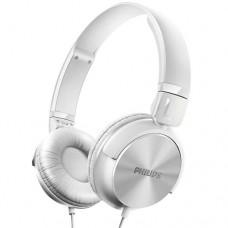 Fone de Ouvido Headset Auricular Dobrável Branco - Philips