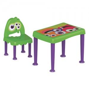 Conjunto Monster Kids Verde e Roxo - Tramontina