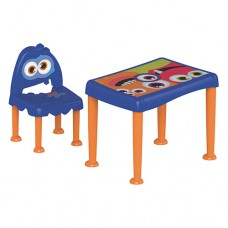 Conjunto Monster Kids Azul e Laranja - Tramontina
