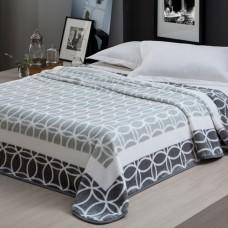 Cobertor Casal Raschel Home Design 100% Poliéster Marvin - Corttex
