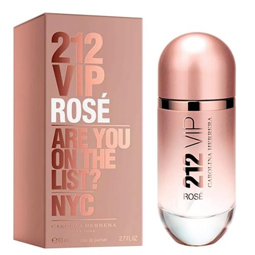 Perfume Feminino 212 VIP Rosé EDP 30ml - Carolina Herrera