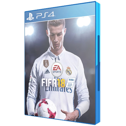 Game para PS4 FIFA 2018 - Sony