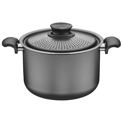Espagueteira de Alumínio Vermont c/ Revestimento Interno de Antiaderente 24cm - Tramontina