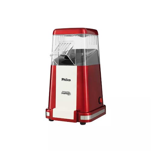 Pipoqueira POP NEW Design Vintage Vermelha - Philco
