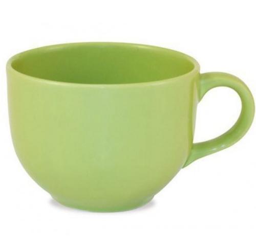 Caneca Jumbo de Porcelana Biona Verde 740ml - Oxford