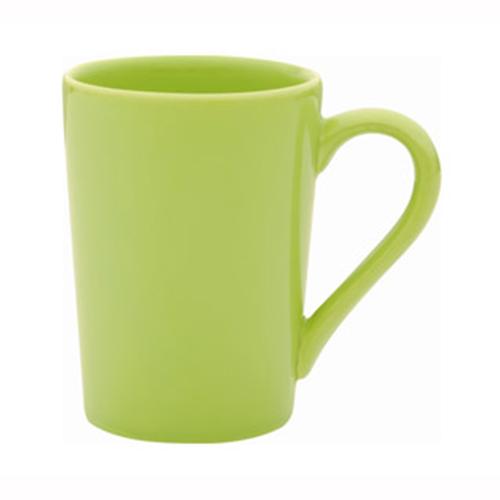 Caneca Tall de Porcelana Verde 230ml - Oxford
