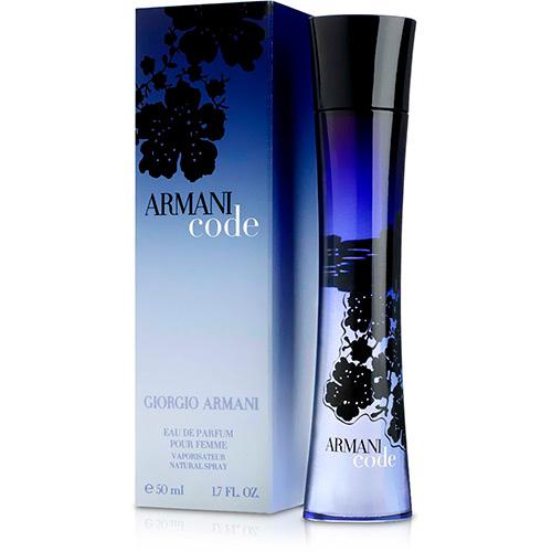 Perfume Feminino Amani Code EDP 50ml - Giorgio Armani