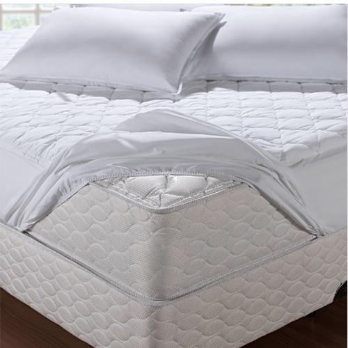 Protetor de Colchão Queen Impermeável Sleep Care - Artex