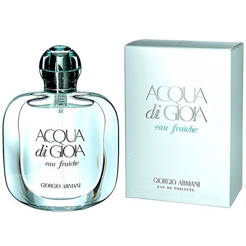 Perfume Feminino Acqua Di Gioia EDP 100ml - Giorgio Armani