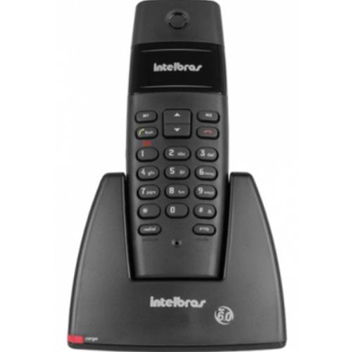 Telefone sem Fio Digital Preto - Intelbras