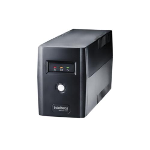 Nobreak Fornecedor de Energia Elétrica Preto - Intelbras