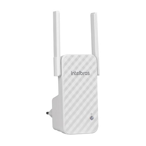 Repetidor de Sinal Wi-Fi 300Mbps Wireless Home Branco - Intelbras