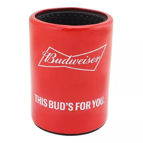 Porta-Lata Budweiser 350ml - Alumiart Falcão