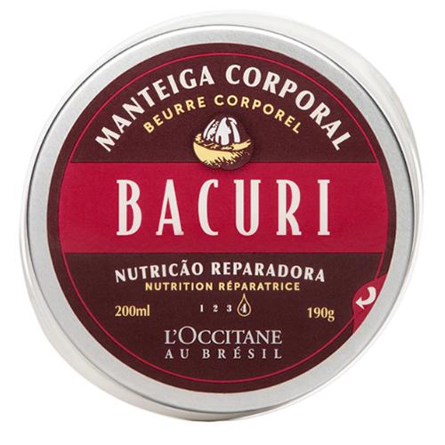 Manteiga Corporal Bacuri 200ml - L'Occitane au Brésil
