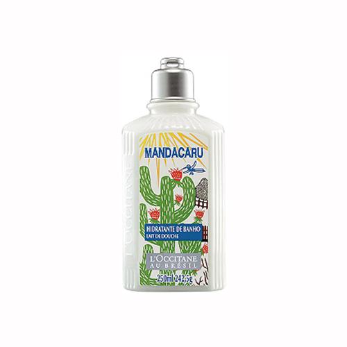 Hidratante de Banho Mandacaru 250ml - L'Occitane au Brésil