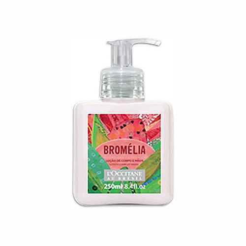 Loção Desodorante Corporal e para Mãos Bromélia 250ml - L'Occitane au Brésil
