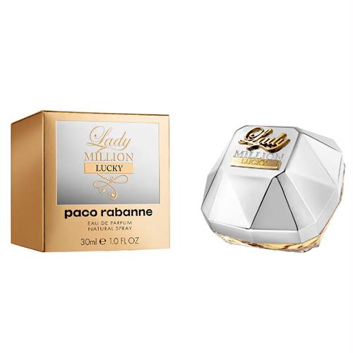 Perfume Feminino Lady Million Lucky EDP 30ml - Paco Rabanne