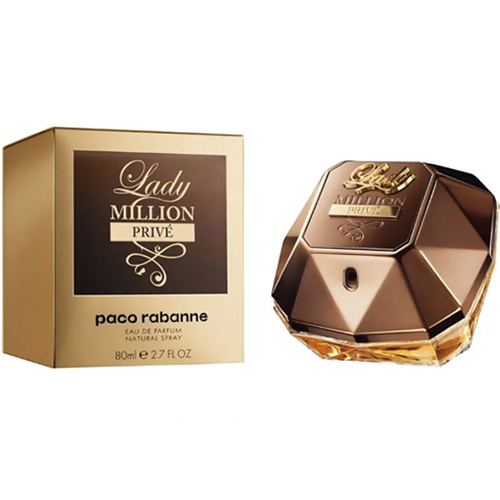 Perfume Feminino Lady Million Privé EDP 80ml - Paco Rabanne