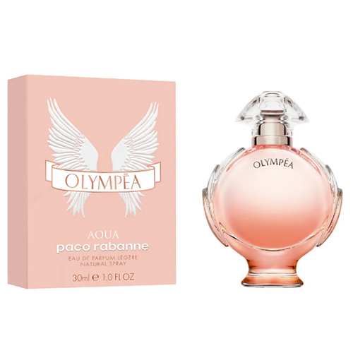 4616ca432c Perfume Feminino Olympéa Aqua EDP Légère 30ml - Paco Rabanne