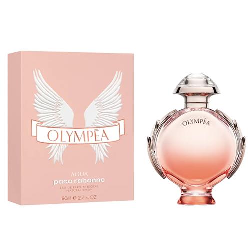 Perfume Feminino Olympéa Aqua EDP Légère 80ml - Paco Rabanne