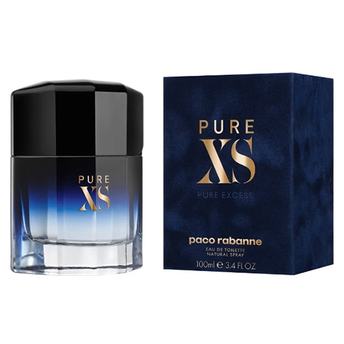 Perfume Masculino Pure XS EDT 100ml - Paco Rabanne