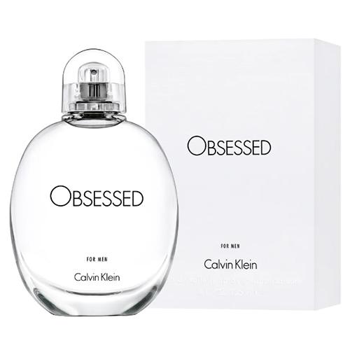 Perfume Masculino Obsessed For Men EDT 125ml - Calvin Klein