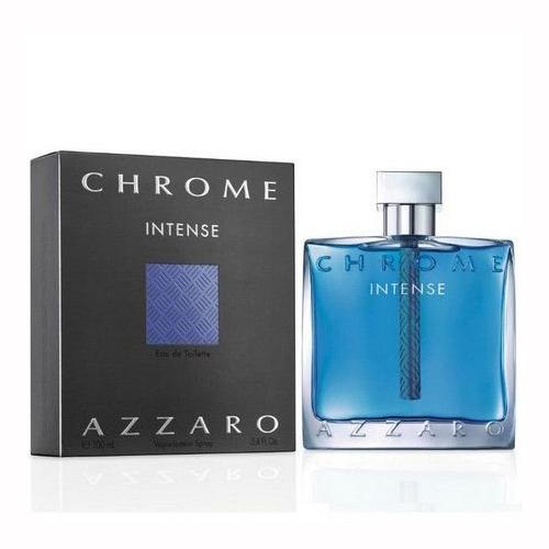Perfume Masculino Chrome Intense EDT 100ml - Azzaro