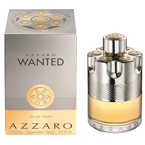 Perfume Masculino Wanted EDT 100ml - Azzaro