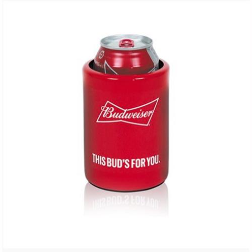 Porta-Lata Budweiser 269ml - Alumiart Falcão