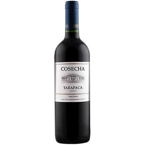 Vinho Cosecha Tarapacá Merlot 750ml
