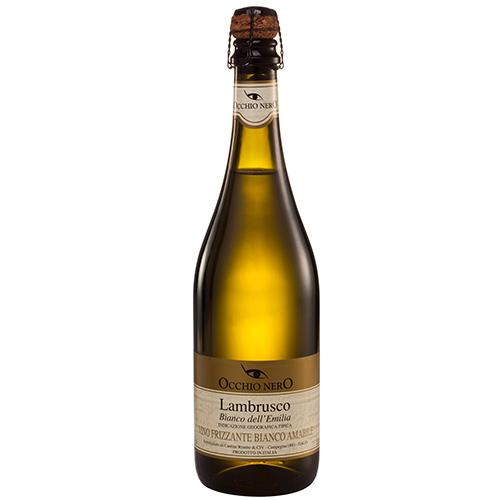 Vinho Lambrusco Occhio Nero Bianco dell'Emilia 750ml