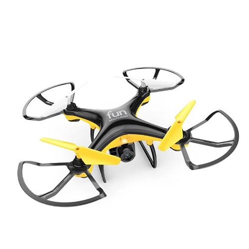 Drone Fun Alcance de 50M Preto - Multilaser