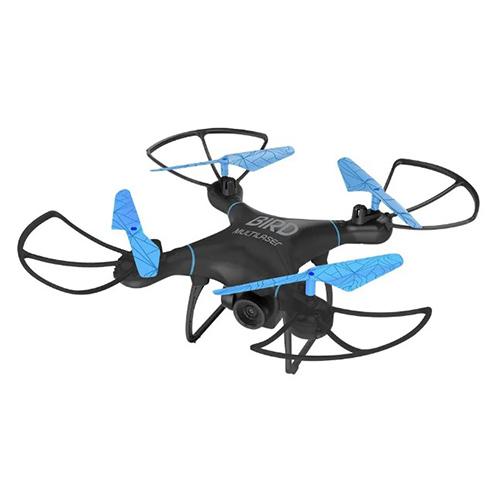 Drone Bird Alcance de 80M Preto - Multilaser