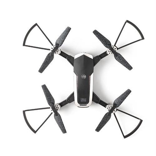 Drone Eagle Alcance de 80M Preto - Multilaser