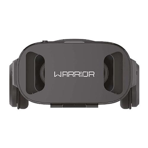 Óculos 3D Realidade Virtual com Headphone Warrior - Multilaser